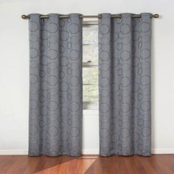 Eclipse Thermal Insulated Blackout Curtain Room Darkening Dr