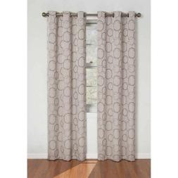 Eclipse Zodiac Energy-Efficient Curtain Panel /Size: 42x84 /