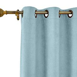 """ChadMade Extra Wide and Long Curtains 100"""" W x 108"""" L Polyes"""