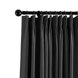 ChadMade Fireproof Flame Retardant Thermal Insulated Curtain