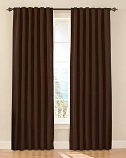"Eclipse Fresno Blackout Window Curtain Panel, 52"" X 84"""