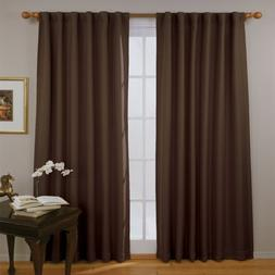 Eclipse Curtains Fresno Single Curtain Panel