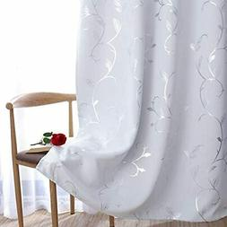 Girls Room Darkening Curtains Thermal Insulated Blackout Wit