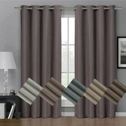 Gulfport Blackout Grommet fitted Curtain Panel