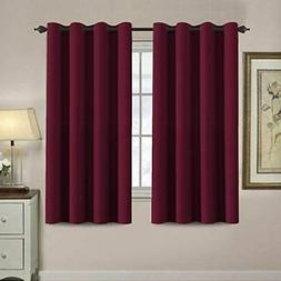 H.VERSAILTEX Blackout Curtains for Living Room/Bedroom Ultra