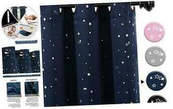 H.VERSAILTEX Blackout Curtains Kids Room for Boys Girls Ther