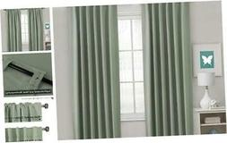 H.VERSAILTEX Blackout Curtains Thermal Insulated Window Trea
