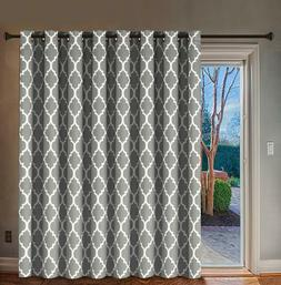 h versailtex blackout printed curtains extra long