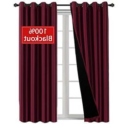 h versailtex natural full blackout lined curtains