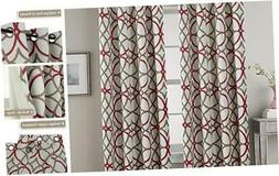 H.VERSAILTEX Thermal Insulated Blackout Curtains for Living