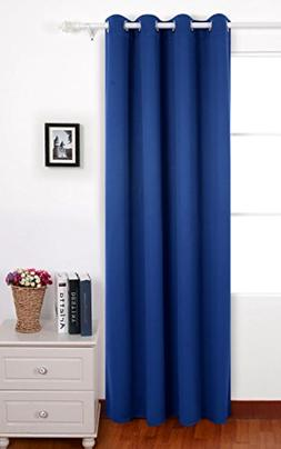 Deconovo Home Thermal Insulated Blackout Curtain 42x95 Inch
