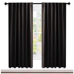 NICETOWN Insulated Curtains Room Darkening Drapery Panels -