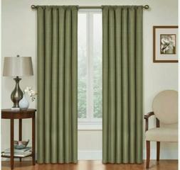 "42"" x 84"" Kendall Blackout Window Curtain Panel - Artichoke"