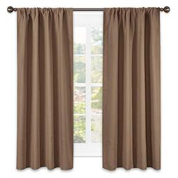 NICETOWN Kids Blackout Curtain Panels - Window Treatment The