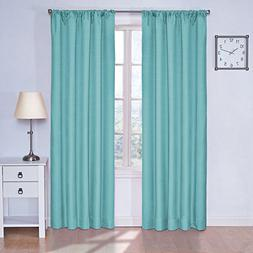 Eclipse Kids Kendall Room Darkening Thermal Curtain Panel,Tu