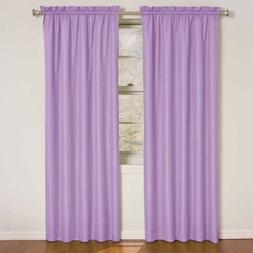 Eclipse Kids Wave Blackout Window Curtain Panel