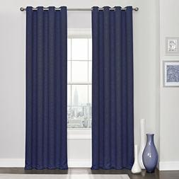 "Eclipse Kingston Thermaweave Blackout Curtains Panel, 52"" x"