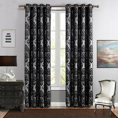 1/2pcs Panels Window Curtain Thermal