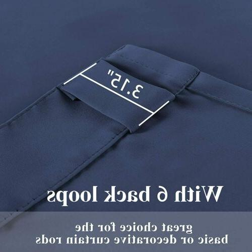 2 Insulated Rod-pocket Living