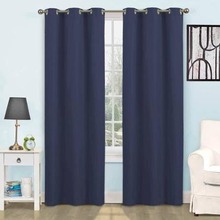 42x63 ,Eclipse Kids Dayton Energy-Efficient Curtain Panel ,