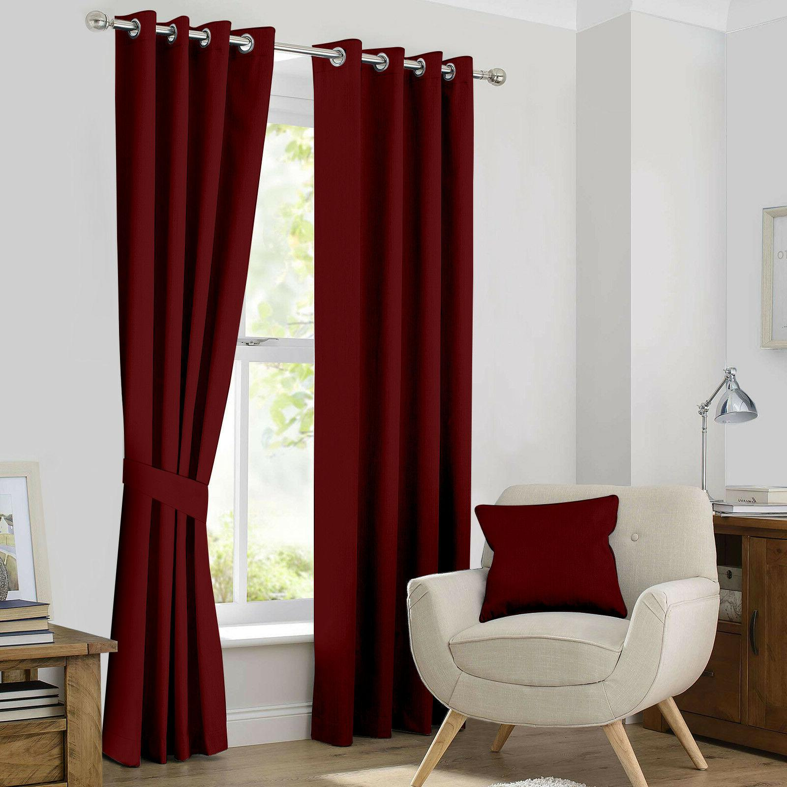 Blackout Curtains Room Door by Ample