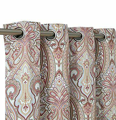 HLC.ME Paris Thermal Blackout Curtain Panels