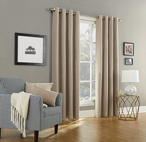 "Sun Grade Blackout Curtain 95"","