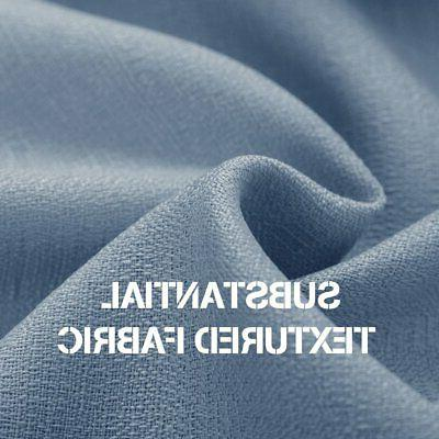 jinchan Curtain inch for Thermal Living Room
