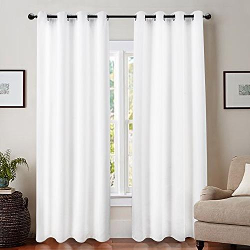 blackout curtain liner thermal insulated