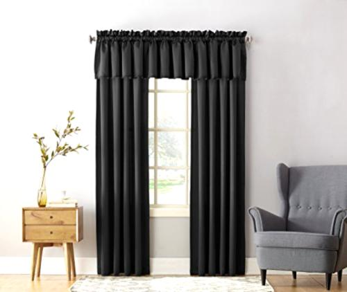 blackout curtain thermal insulated curtains panel room