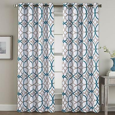 Blackout Curtain Thermal Window for Room,One