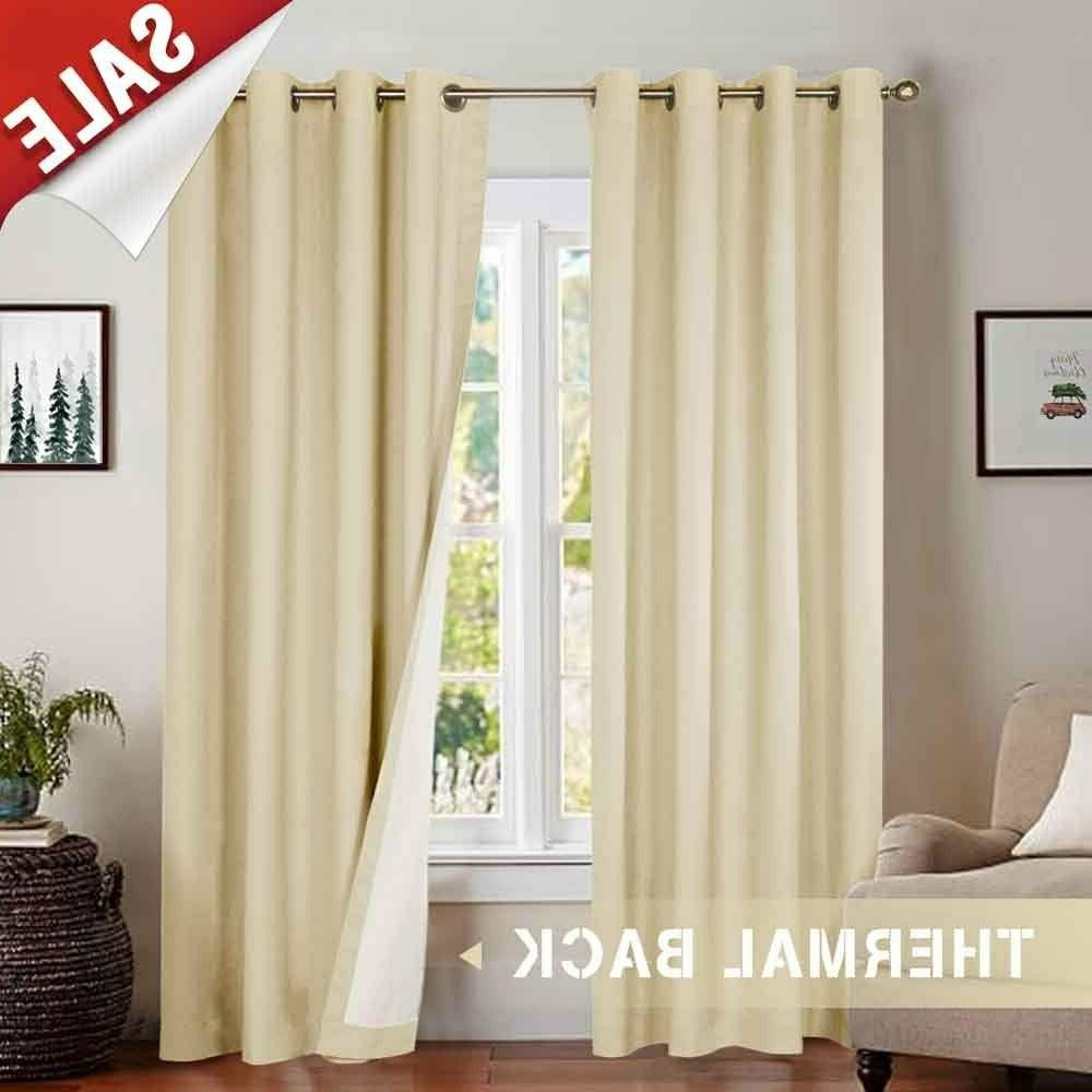Blackout Curtains Bedroom Drapes 1