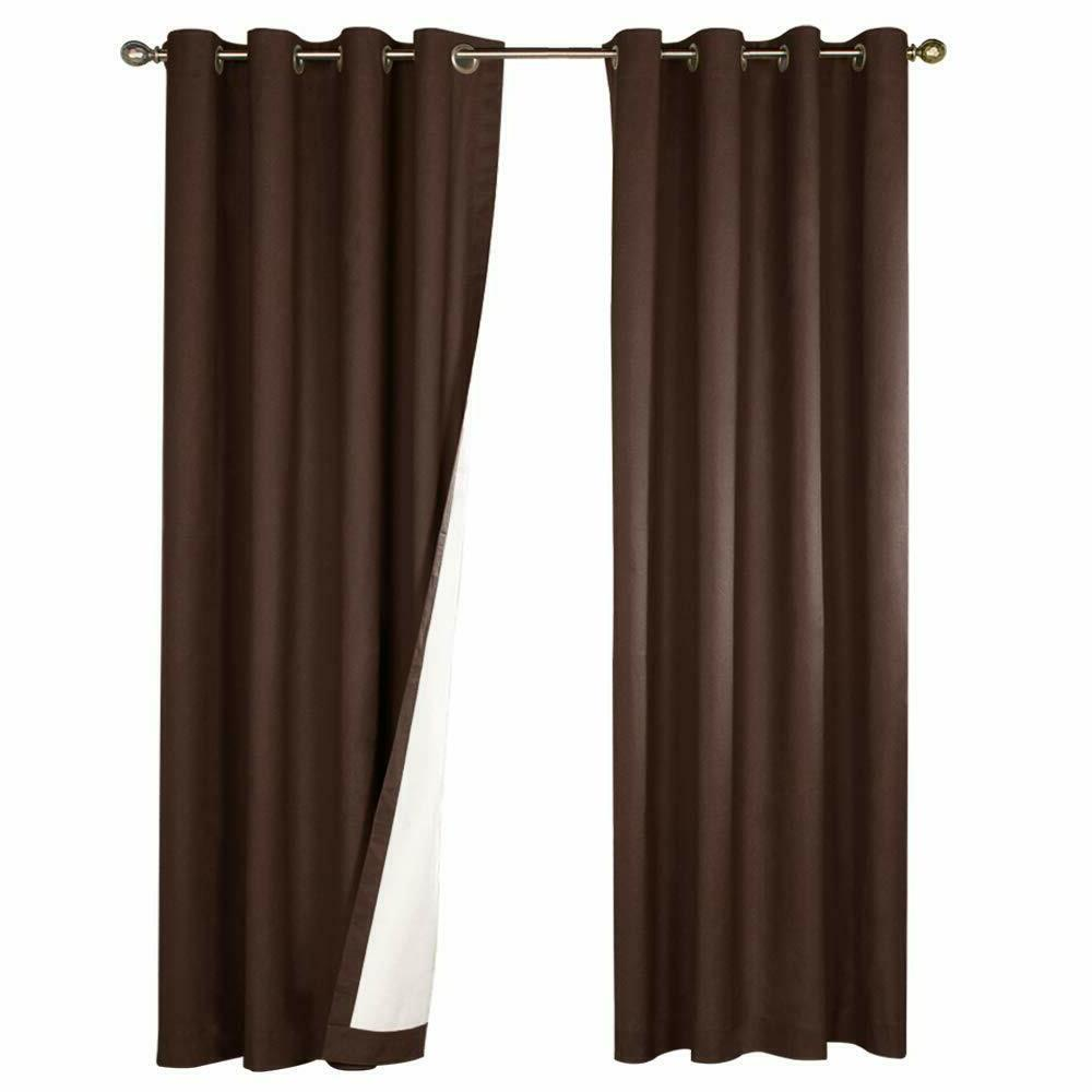 Window Curtain Drapes