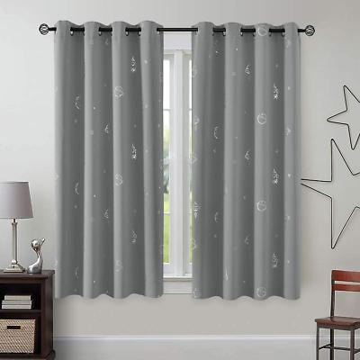 Vangao Blackout 2-Panel Curtains for Room
