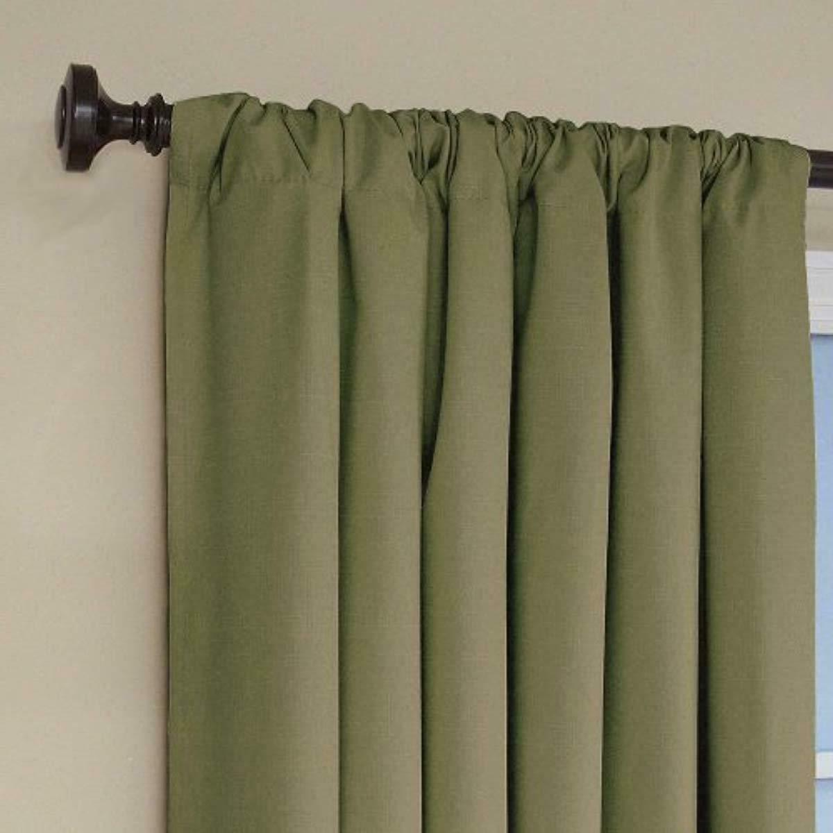 Blackout Curtains Thermal Curtain Single Panel Window 42 x Inch