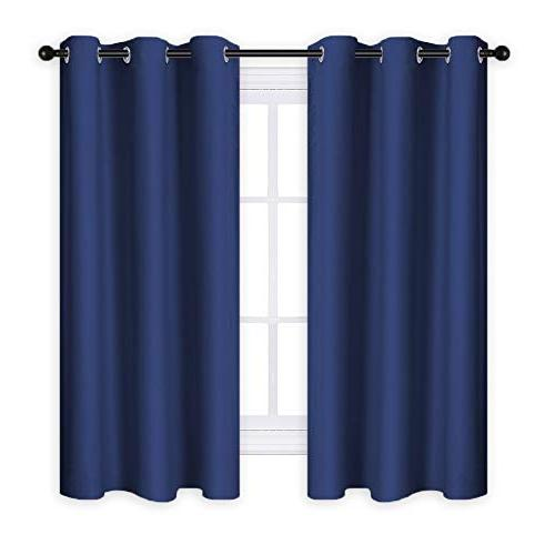 blackout curtains thermal insulated drapes