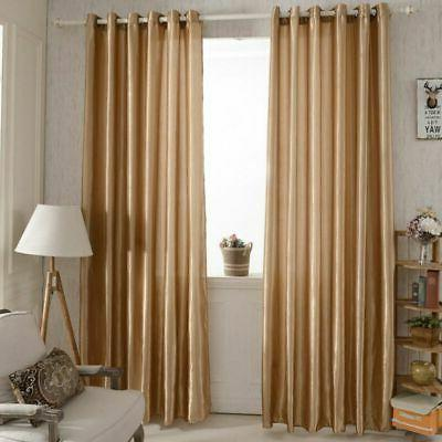 Blockout Curtains Solid Blackout