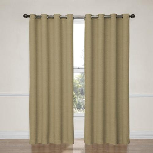 bobbi grommet blackout window curtain