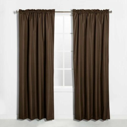 braxton thermaback blackout curtain panel