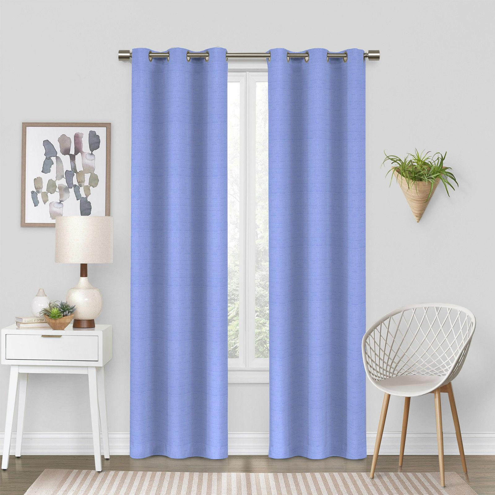 Blackout Energy Efficient Curtain Panel
