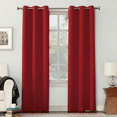 easton blackout energy efficient curtain