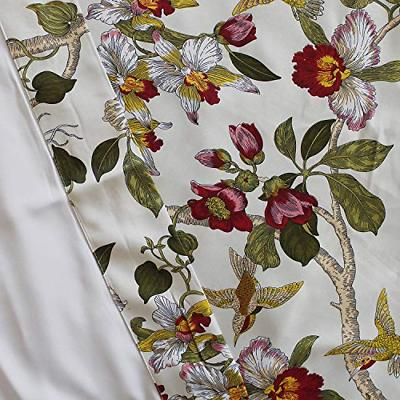 Anady Blackout Bedroom Drapes Panel Curtains 84