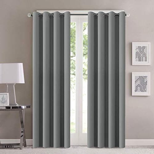 functional blackout curtains