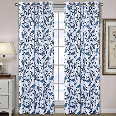 H.VERSAILTEX Noise Reducing Thermal Insulated Curtains for