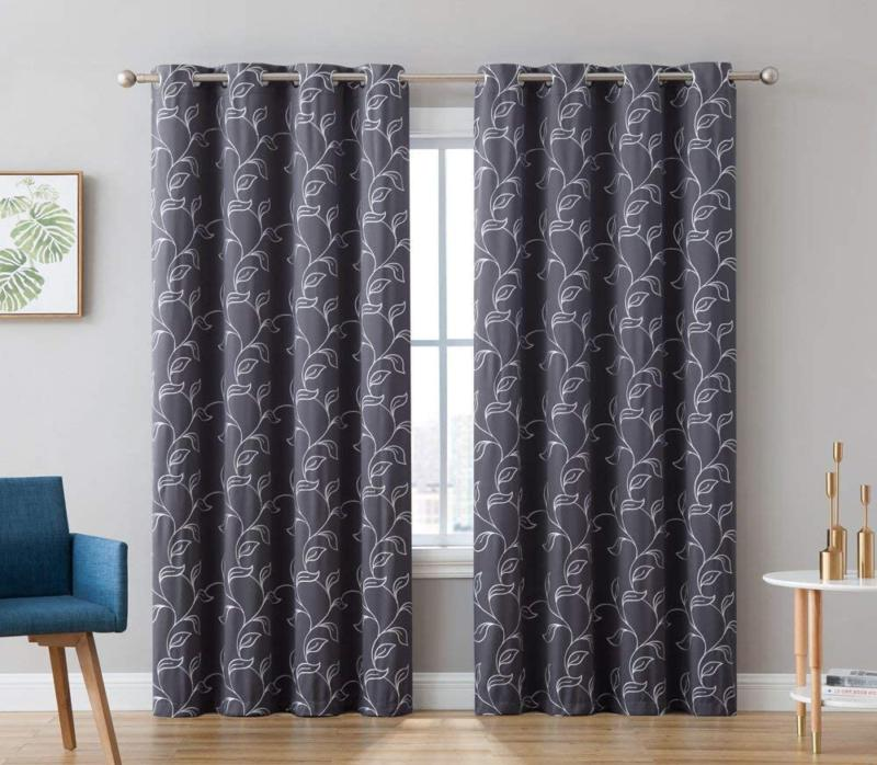 Thermal Room Window Curtain G