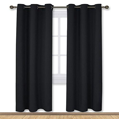 living room blackout curtain panels