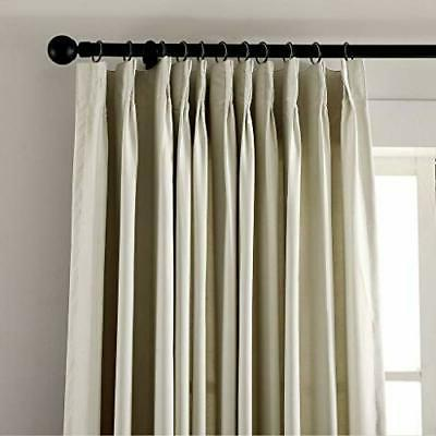 ChadMade Curtain Solid Thermal Blackout