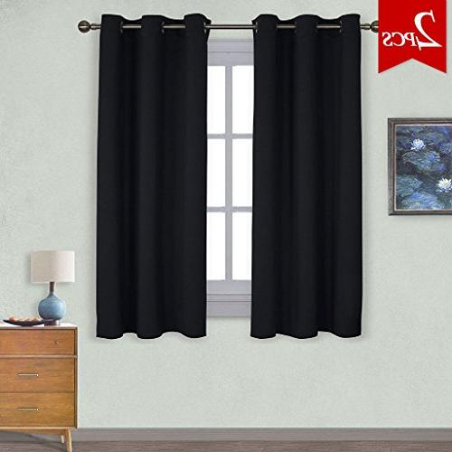 NICETOWN Thermal Curtains/Drapes for Bedroom
