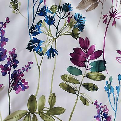 Anady Top Curtains Blackout Flower Drapes Top