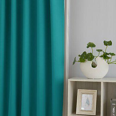 Deconovo Curtains Pocket Insulated Window